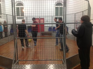 Football Cage