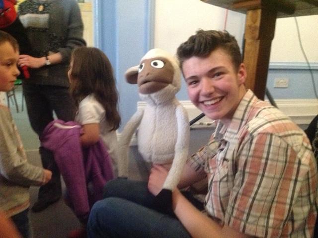 Keilder puppets
